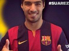 Самый дорогостоящий трансфер первой половины лета 2014 - Суарес в «Барселону»