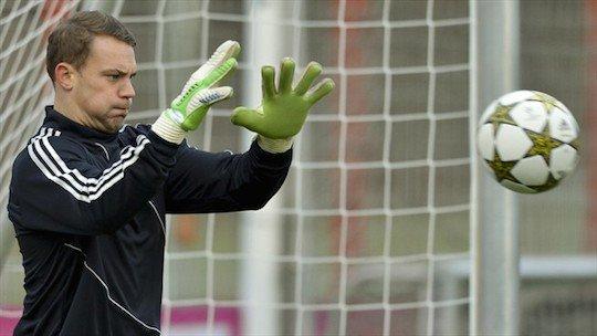 Мануэль Нойер - главный кандидат на звание лучшего вратаря ЧМ-2014