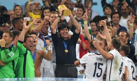 Германия заслуженно победила