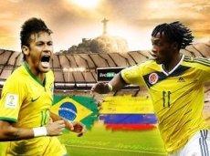 Бразилия является фаворитом у букмекеров