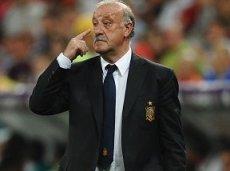 Дель Боске останется у руля сборной Испании до 2016 года