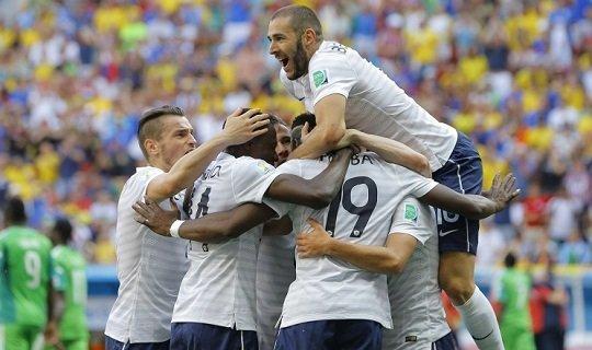 Франция победит Германию в овертайме