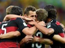 Германия разгромила Бразилию в полуфинале ЧМ-2014