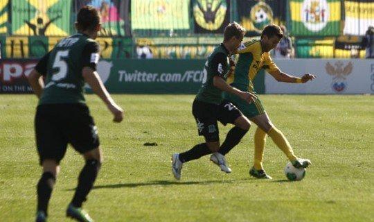 В следующем этапе Лиги Европы шансы «Краснодара» и «Сосьедада» равны