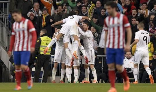 В Европе в прошлом сезоне пестрили другие испанские клубы