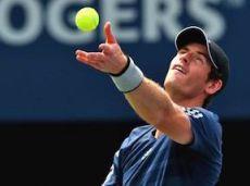 В своем первом матче на турнире в Цинциннати Маррей одержал комфортную победу