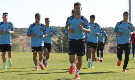 Испанская футбольная школа продолжает растить талантливую смену своим ветеранам