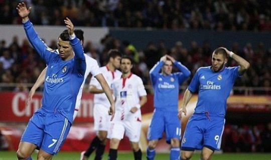 Прошлая встреча «Реала» и «Севильи» завершилась сенсацией