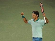 Федерер прибавляет по ходу турнира