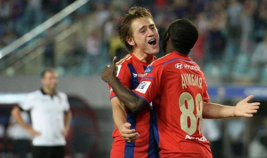 ЦСКА победит в результативном матче