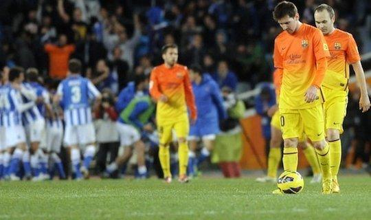 Недооценка соперников всегда была проблемным местом испанских грандов