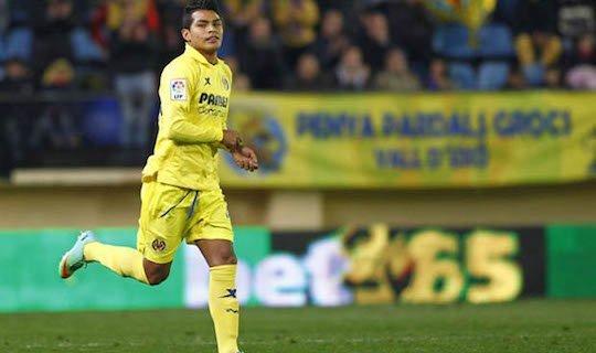 В составе «желтой субмарины» Матиас Науэль Лейва провел в испанской Примере уже четыре матча
