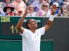 Победа над одним из лучших теннисистов в истории ненадолго вскружила 19-летнему парню голову