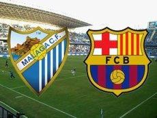 Каталонцы отправились в Малагу за пятой победой подряд