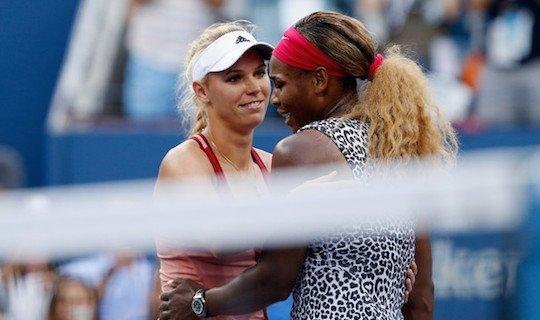 Возняцки уступила Уильямс в финале US Open 2014