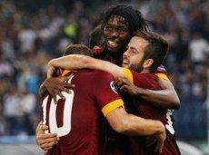 Статистика «Ромы» - восемь забитых голов в трех матчах