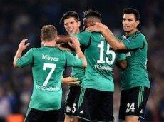 В последних двух матчах «Шальке 04» забил пять голов