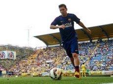 На счету Лионеля Месси два мяча в двух матчах испанской Примеры