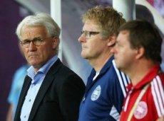 Мортен Ольсен занимает пост главного тренера сборной Дании с 2000 года