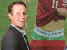 Председатель правления Paddy Power Найджер Нортридж назвал Маккью идеальным лидером