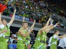 Словения пройдет в 1/4 финала ЧМ