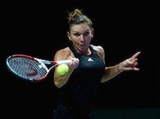 Симона Халеп многих удивила своей игрой на итоговом турнире