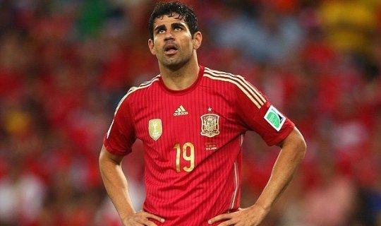 Диего Коста еще не сказал своего слова в сборной Испании