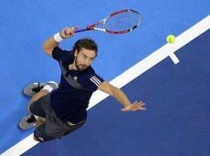 Некоторых теннисистов «бесит» манера игры Эрнестса Гулбиса