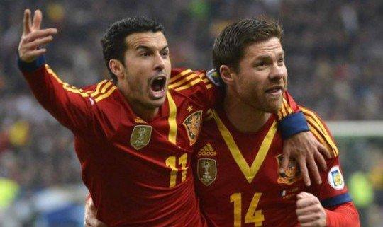 """Титов: """"Испании по силам выиграть у Словакии в 2 мяча"""""""