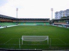 Вот этот скромный стадион примет сборные Молдавии и Лихтенштейна