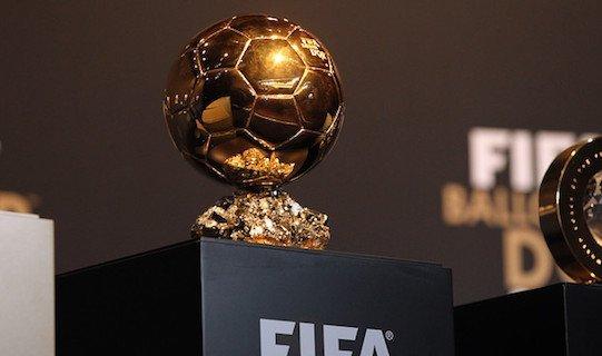 """""""Золотой мяч 2014"""" будет вручен 12 января 2015-го года"""
