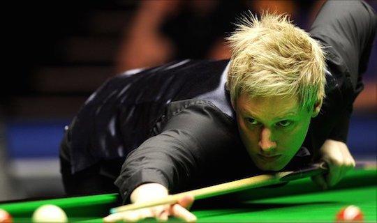 Нил Робертсон - последний победитель UK Championship