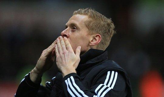 «Суонси» и «Арсенал» обменяются голами в первом тайме