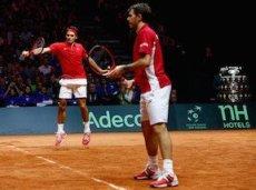 Победа в паре поставила швейцарцев в очень выгодное положение