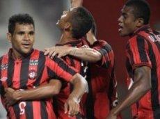 «Атлетико» выиграет матч с «Сантосом»