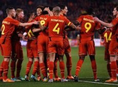 Бельгия выиграет в результативном матче