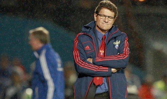"""Титов: """"Капелло - великий тренер, я не готов его осуждать, а на Евро мы выйдем"""""""