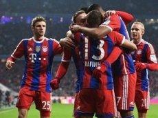 Баварцы одержали лишь одну крупную победу в гостевых матчах Бундеслиги