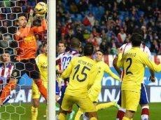 «Атлетико» отстает от «Реала» уже на семь очков