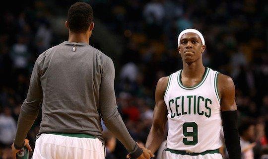 Рондо может покинуть Бостон в скором времени