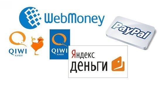 Конторы, ориентирующиеся на российский рынок, предлагают популярные в России методы платежей для пополнения счета