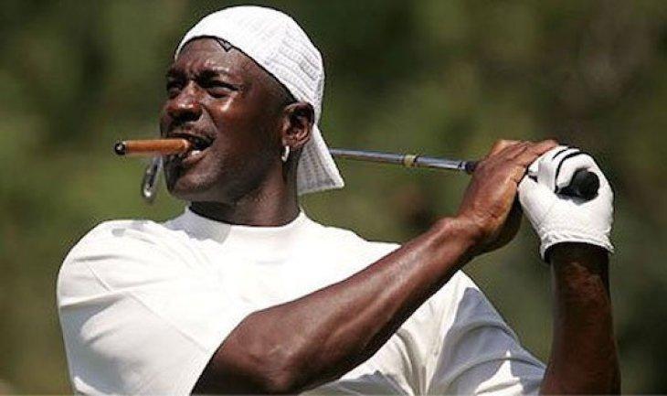 Джордана за такой облик даже исключили из любимого гольф-клуба