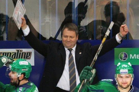 «Салават Юлаев» выиграет матч с «Медвешчаком»