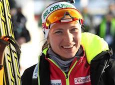 Домрачева выиграла три из четырех последних гонок