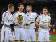 «Матрасники» «обесценили» награды игроков «Реала», представленные публике до начала матча