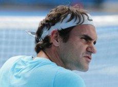 Перед началом этого сезона Роджер Федерер даже сменил ракетку