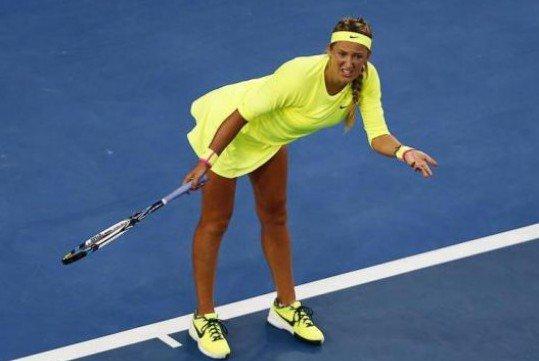 Виктория Азаренка обыграет Доминику Цибулкову в 1/8 финала Australian Open