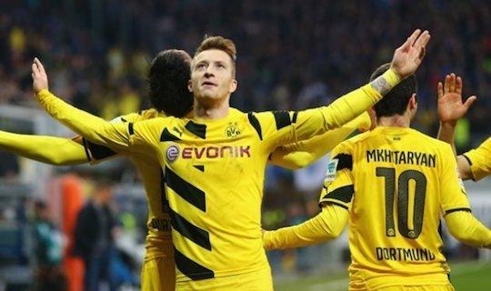 Решение Марко Ройса продлить контракт с дортмундцами дало положительный эффект
