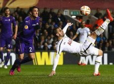 Роберто Сольдадо в первом матче сумел забить важный гол