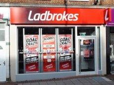 Ladbrokes начала закрывать бетшопы в прошлом году